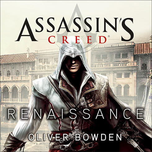 Printable Assassin's Creed: Renaissance Audiobook Cover Art