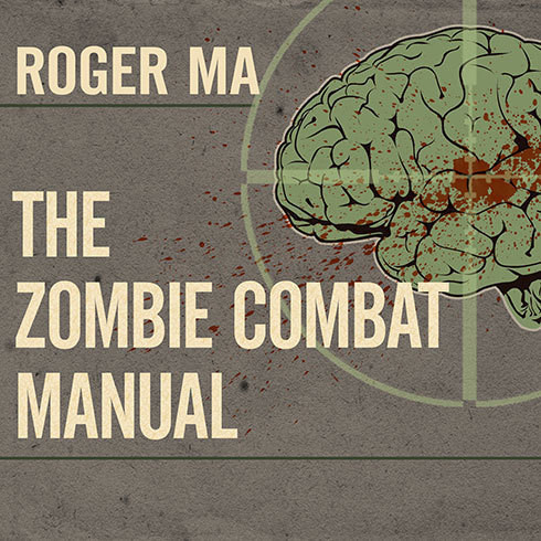 Printable The Zombie Combat Manual: A Guide to Fighting the Living Dead Audiobook Cover Art