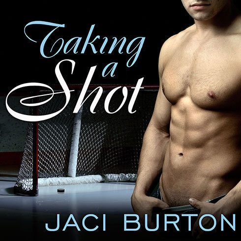 Printable Taking a Shot Audiobook Cover Art
