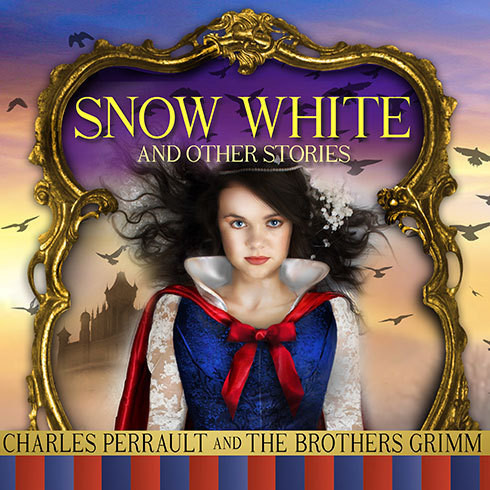 Printable Snow White and Other Stories Audiobook Cover Art
