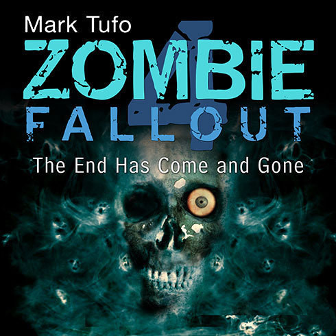 Printable Zombie Fallout 4: The End Has Come and Gone Audiobook Cover Art