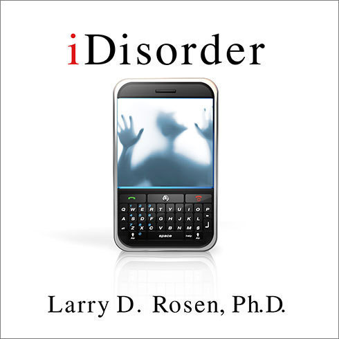 Printable iDisorder: Understanding Our Obsession with Technology and Overcoming Its Hold on Us Audiobook Cover Art