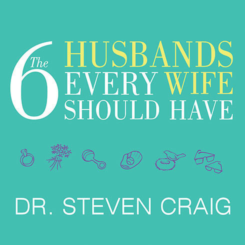 Printable The 6 Husbands Every Wife Should Have: How Couples Who Change Together Stay Together Audiobook Cover Art