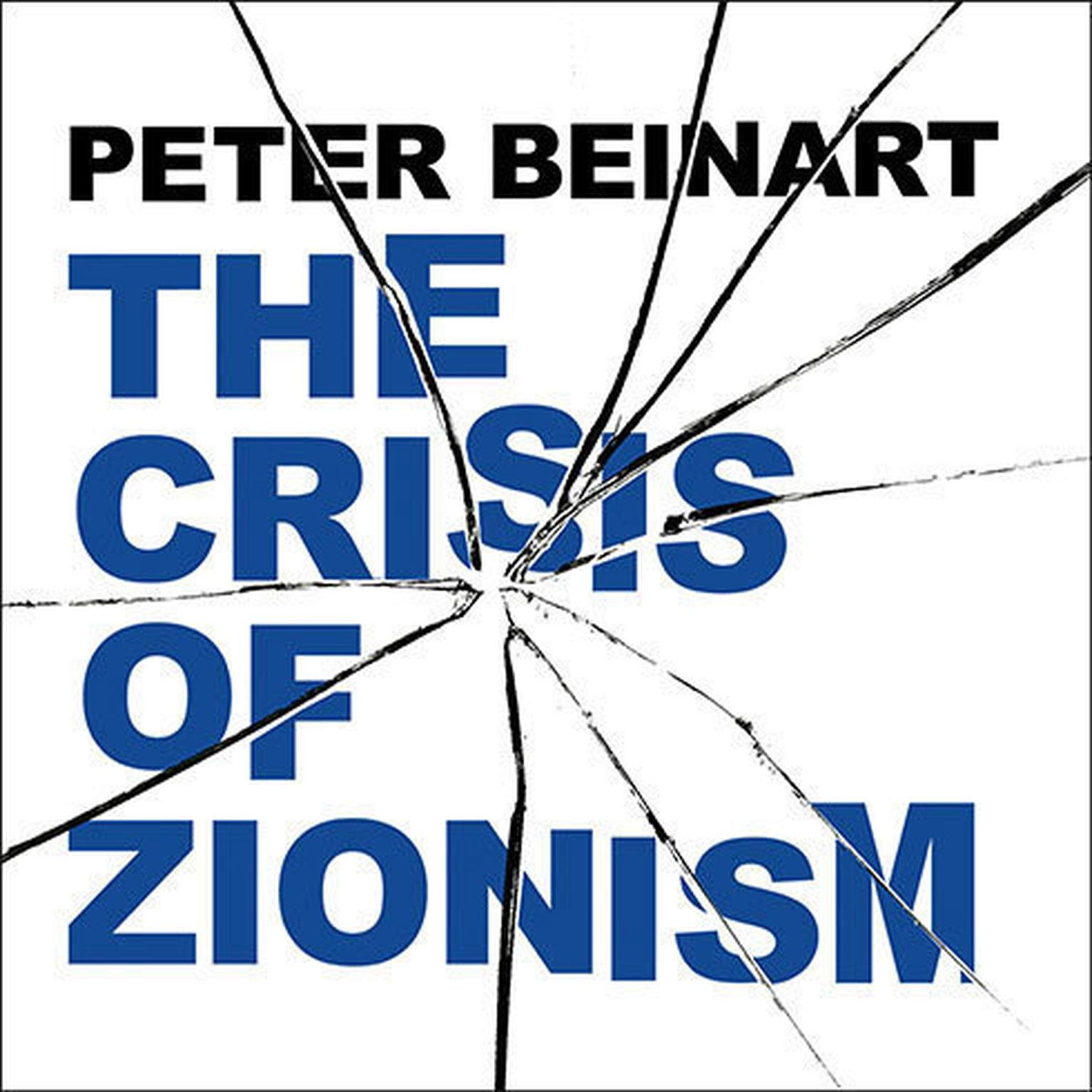Printable The Crisis of Zionism Audiobook Cover Art