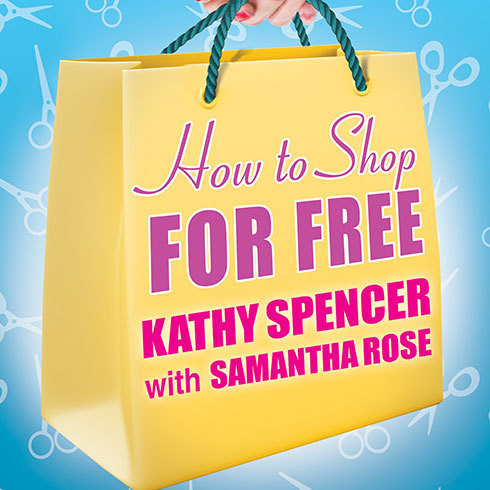 Printable How to Shop for Free: Shopping Secrets for Smart Women Who Love to Get Something for Nothing Audiobook Cover Art