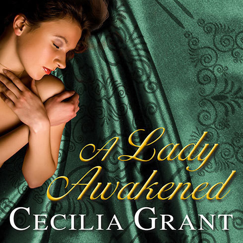Printable A Lady Awakened Audiobook Cover Art