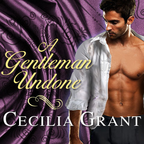 Printable A Gentleman Undone Audiobook Cover Art