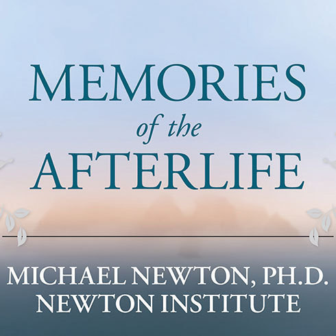 Printable Memories of the Afterlife: Life between Lives Stories of Personal Transformation Audiobook Cover Art