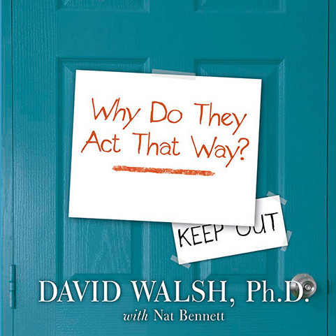Printable WHY Do They Act That Way?: A Survival Guide to the Adolescent Brain for You and Your Teen Audiobook Cover Art