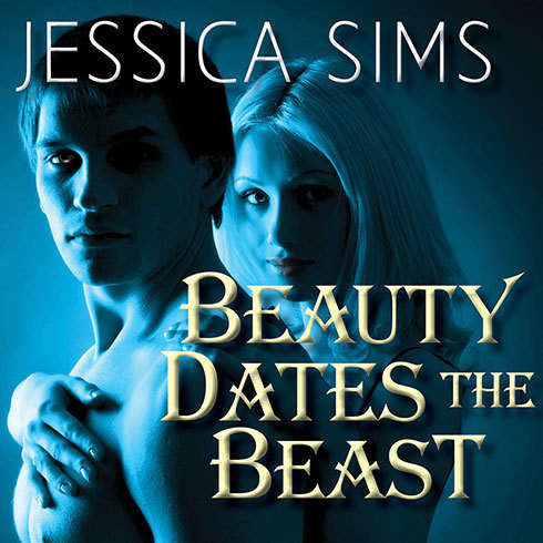 Printable Beauty Dates the Beast Audiobook Cover Art