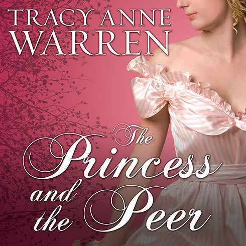 Printable The Princess and the Peer Audiobook Cover Art