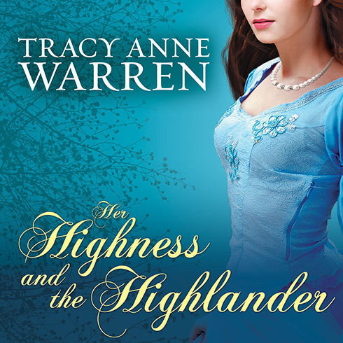 Printable Her Highness and the Highlander Audiobook Cover Art