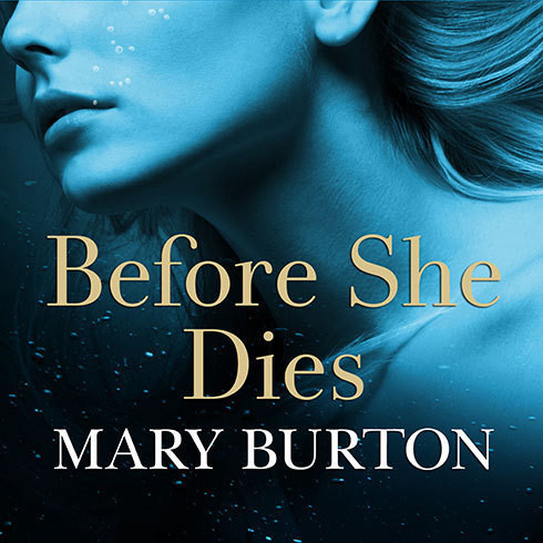 Printable Before She Dies Audiobook Cover Art