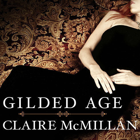 Printable Gilded Age: A Novel Audiobook Cover Art