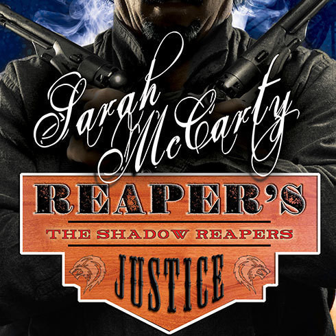 Printable Reaper's Justice Audiobook Cover Art