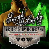 Reaper's Vow Audiobook, by Sarah McCarty