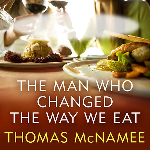 Printable The Man Who Changed the Way We Eat: Craig Claiborne and the American Food Renaissance Audiobook Cover Art