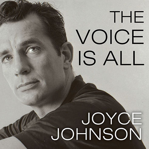 Printable The Voice Is All: The Lonely Victory of Jack Kerouac Audiobook Cover Art