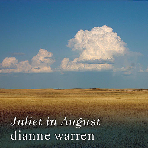 Printable Juliet in August Audiobook Cover Art