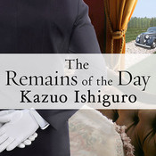 The Remains of the Day Audiobook, by Kazuo Ishiguro