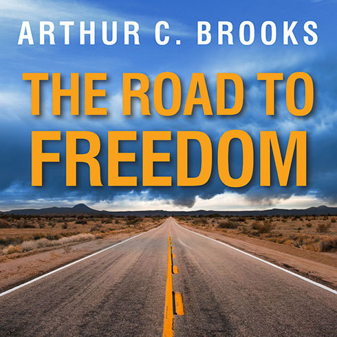 Printable The Road to Freedom: How to Win the Fight for Free Enterprise Audiobook Cover Art