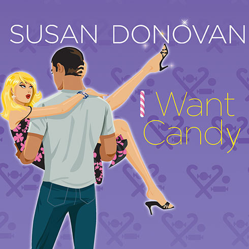 Printable I Want Candy Audiobook Cover Art