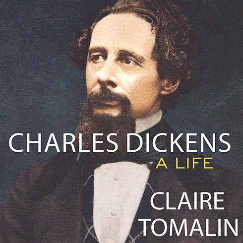 Printable Charles Dickens: A Life Audiobook Cover Art