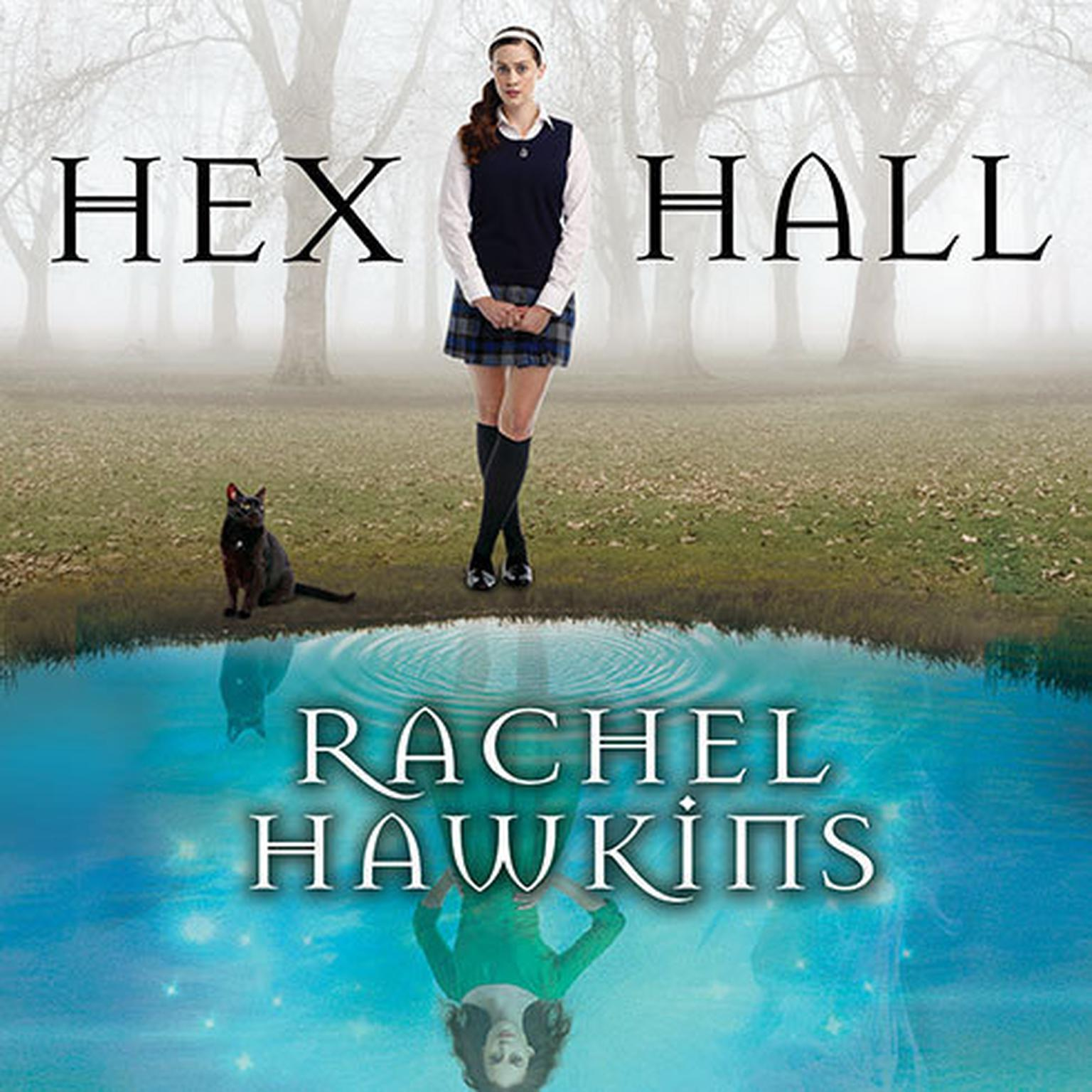 Printable Hex Hall Audiobook Cover Art