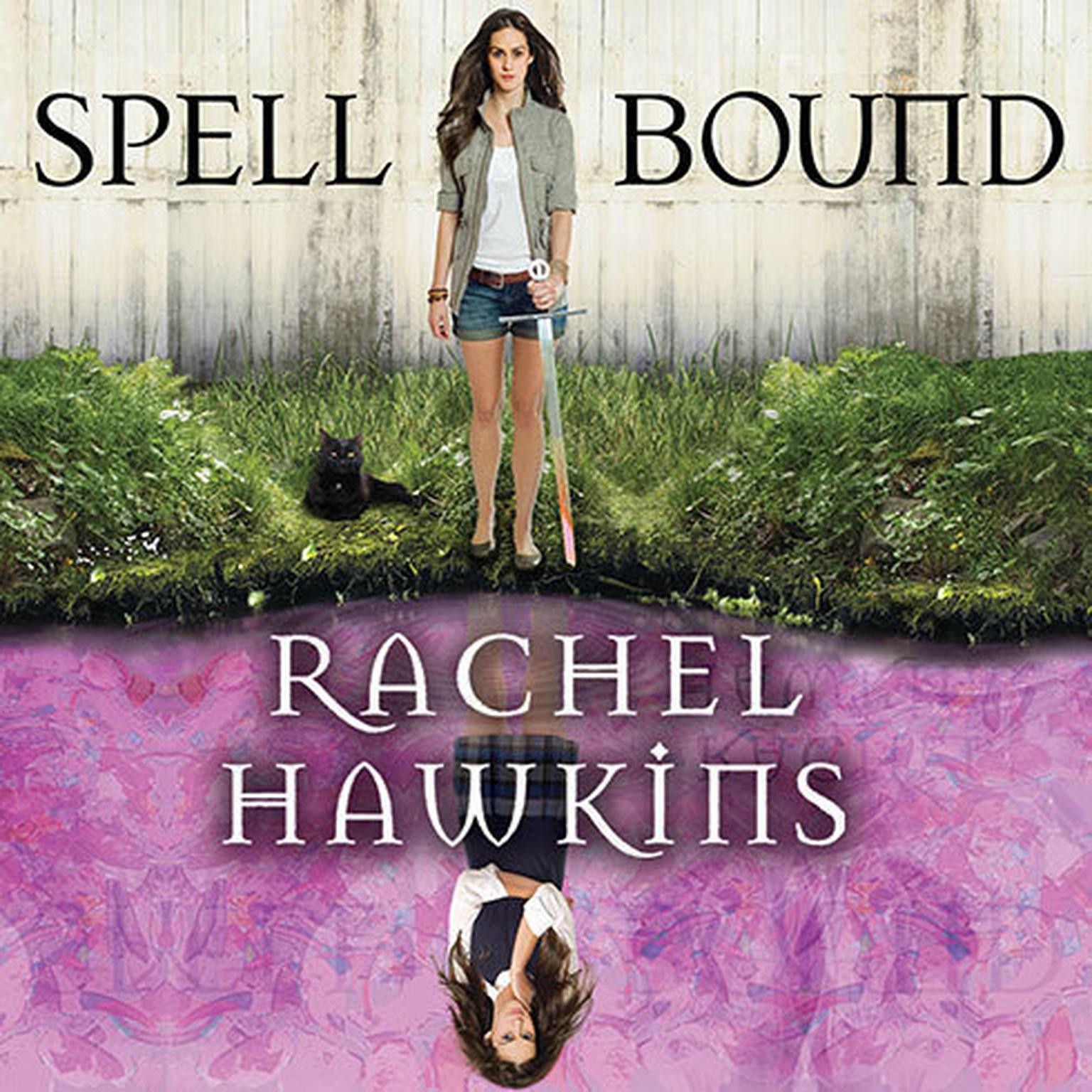 Printable Spell Bound Audiobook Cover Art