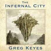 The Infernal City: An Elder Scrolls Novel Audiobook, by Greg Keyes