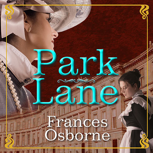 Printable Park Lane Audiobook Cover Art