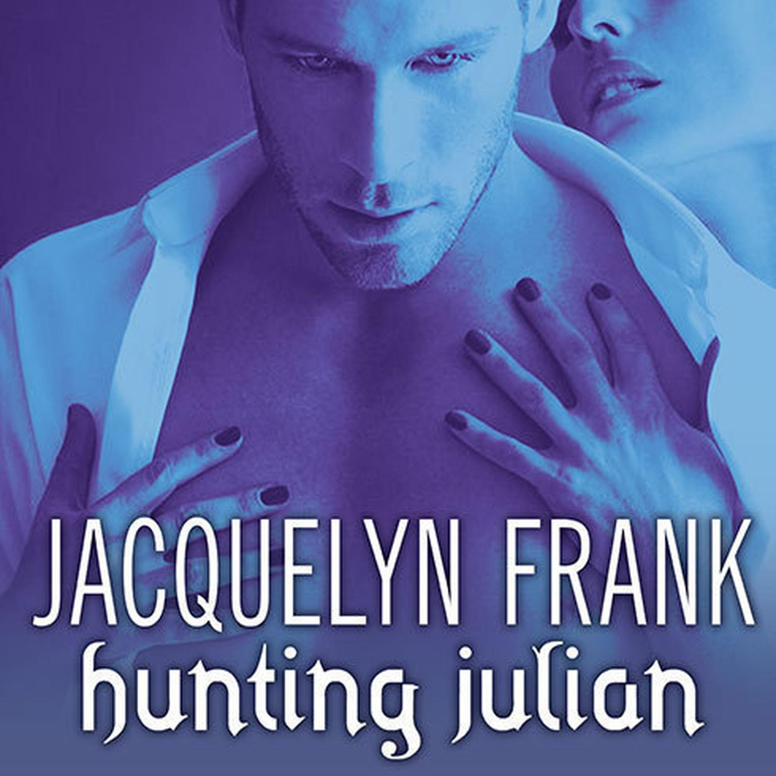 Printable Hunting Julian Audiobook Cover Art