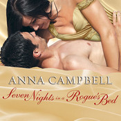 Seven Nights in a Rogue's Bed, by Anna Campbell