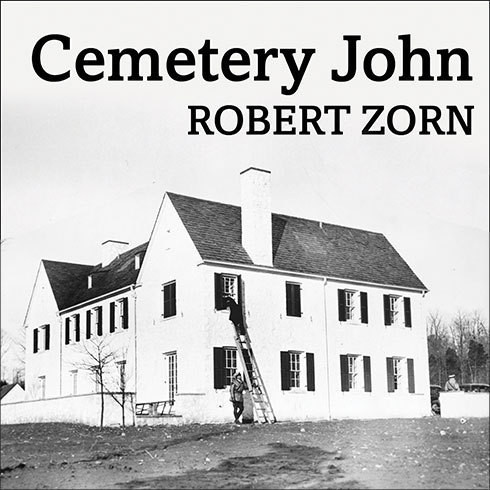 Printable Cemetery John: The Undiscovered Mastermind Behind the Lindbergh Kidnapping Audiobook Cover Art