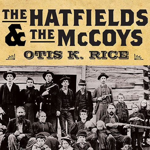 Printable The Hatfields and the McCoys Audiobook Cover Art