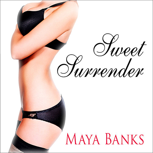 Printable Sweet Surrender Audiobook Cover Art
