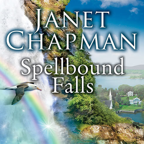 Printable Spellbound Falls Audiobook Cover Art