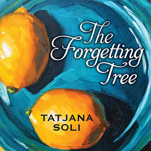 Printable The Forgetting Tree Audiobook Cover Art