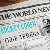 Mickey Cohen: The Life and Crimes of L.A.s Notorious Mobster Audiobook, by Tere Tereba