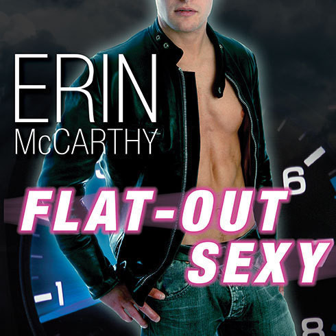 Printable Flat-Out Sexy Audiobook Cover Art