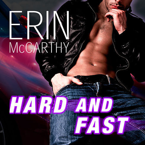 Printable Hard and Fast Audiobook Cover Art