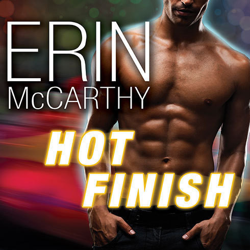 Printable Hot Finish Audiobook Cover Art