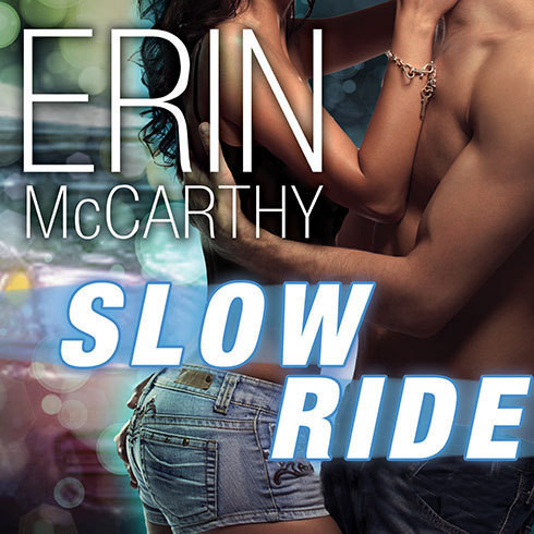 Printable Slow Ride Audiobook Cover Art
