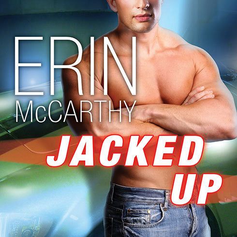 Printable Jacked Up Audiobook Cover Art