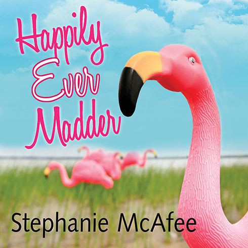 Printable Happily Ever Madder: Misadventures of a Mad Fat Girl Audiobook Cover Art
