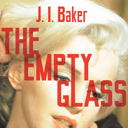 Printable The Empty Glass Audiobook Cover Art