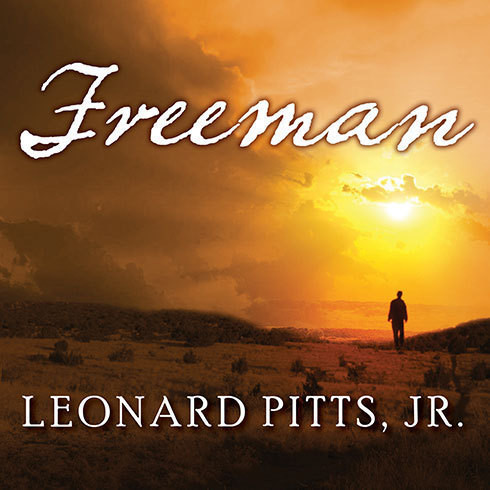 Printable Freeman Audiobook Cover Art