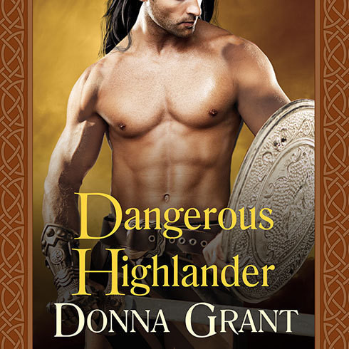 Printable Dangerous Highlander Audiobook Cover Art