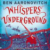 Whispers under Ground, by Ben Aaronovitch
