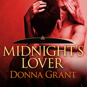 Midnight's Lover Audiobook, by Donna Grant